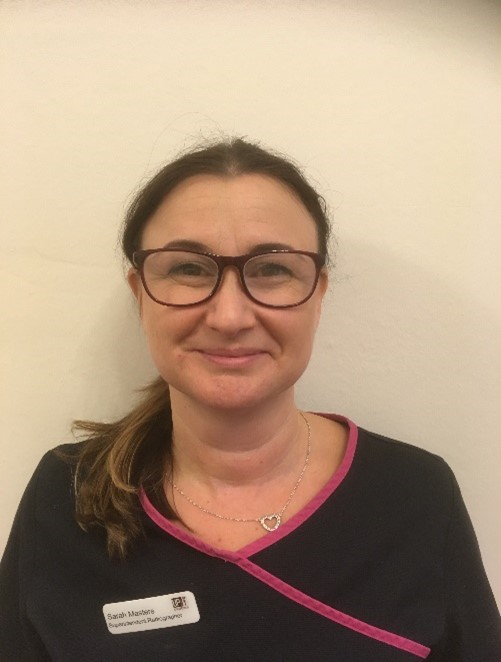 Meet Sarah Masters